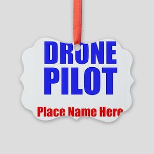 Drone Pilot Ornament