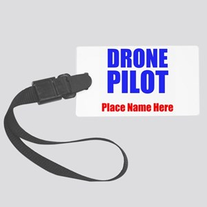 Drone Pilot Luggage Tag
