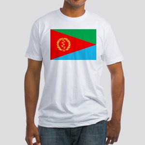 Eritrea Fitted T-Shirt