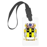 Simmans Large Luggage Tag