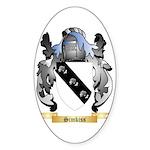 Simkiss Sticker (Oval 50 pk)