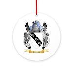 Simkiss Round Ornament