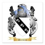 Simkins Square Car Magnet 3