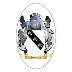 Simkins Sticker (Oval 10 pk)