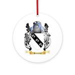 Simkins Round Ornament