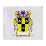 Simione Throw Blanket