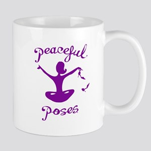 Peaceful Poses Mugs