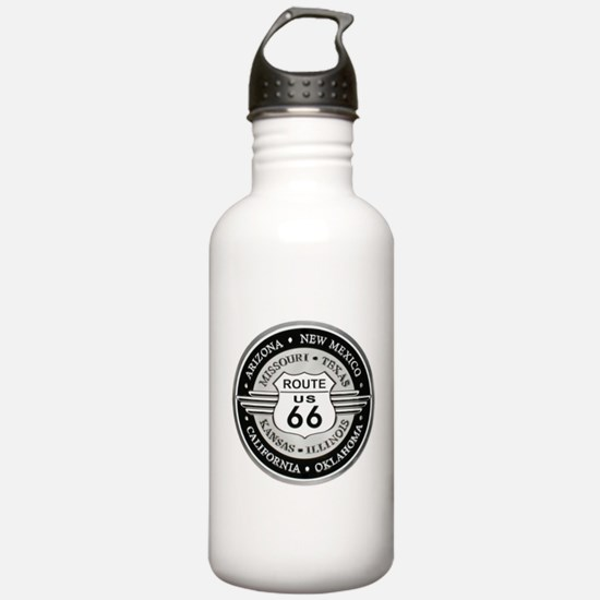 Route 66 states Water Bottle