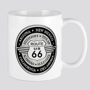 Route 66 states Mugs