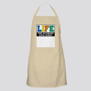 Civil Rights 2 BBQ Apron