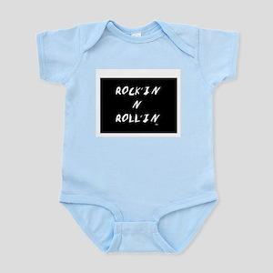Rockstar Baby Infant Bodysuit