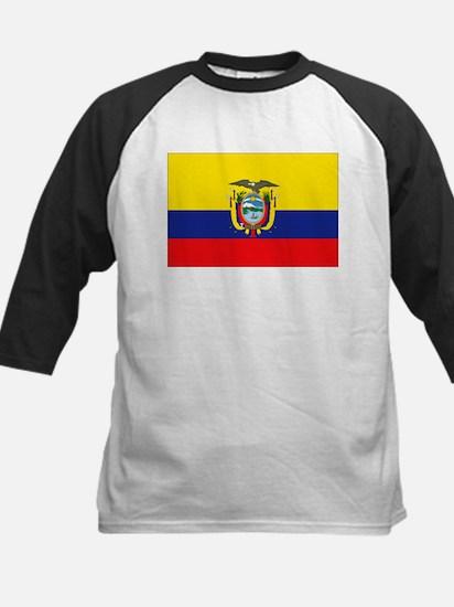 Equador Kids Baseball Jersey
