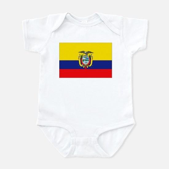 Equador Infant Bodysuit