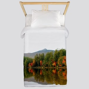 Fall In Love With Autumn In New England Twin Duvet