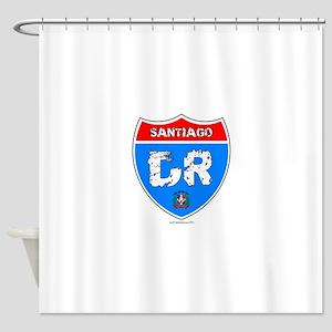 Santiago Dr Shower Curtain
