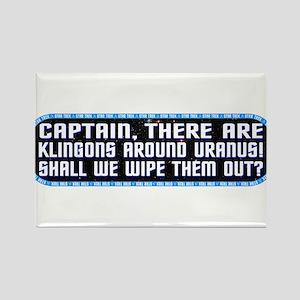 ST: Klingons Magnets
