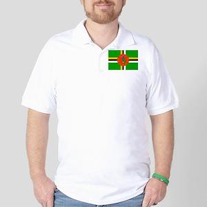 Dominica Golf Shirt