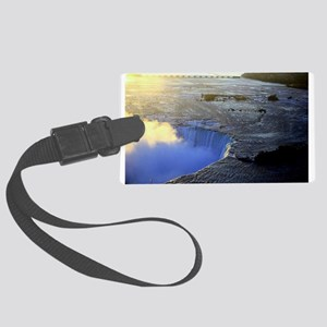 Horseshoe Falls Luggage Tag