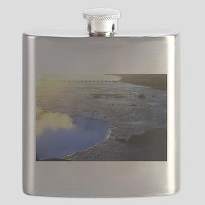 Horseshoe Falls Flask
