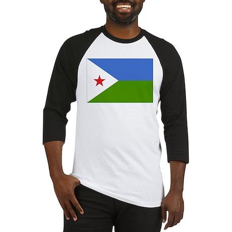 Djibouti Baseball Jersey