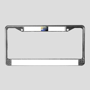 Horseshoe Falls License Plate Frame
