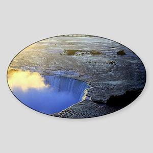 Horseshoe Falls Sticker