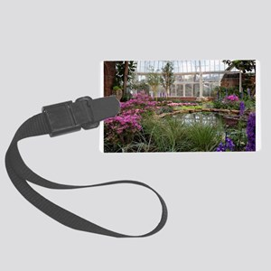 Greenhouse Beauty Luggage Tag