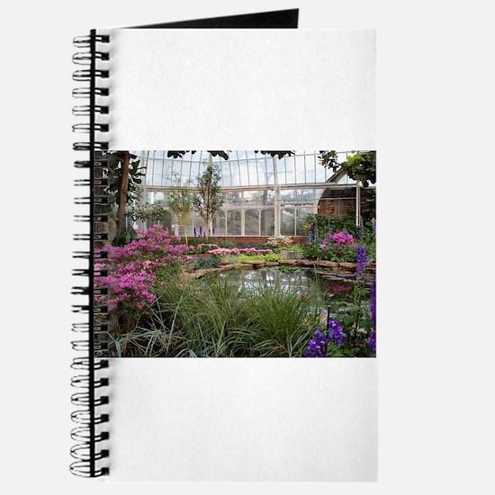 Greenhouse Beauty Journal