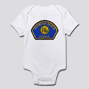 Hermosa Beach Police Infant Bodysuit