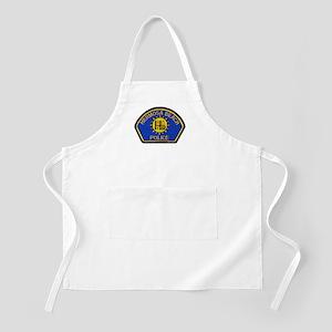 Hermosa Beach Police BBQ Apron