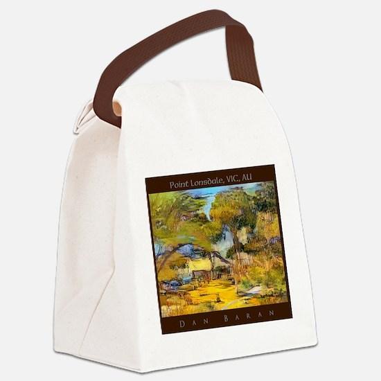 Point Lonsdale, VIC, AU Canvas Lunch Bag