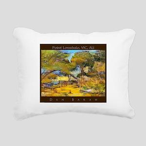 Point Lonsdale, VIC, AU Rectangular Canvas Pillow