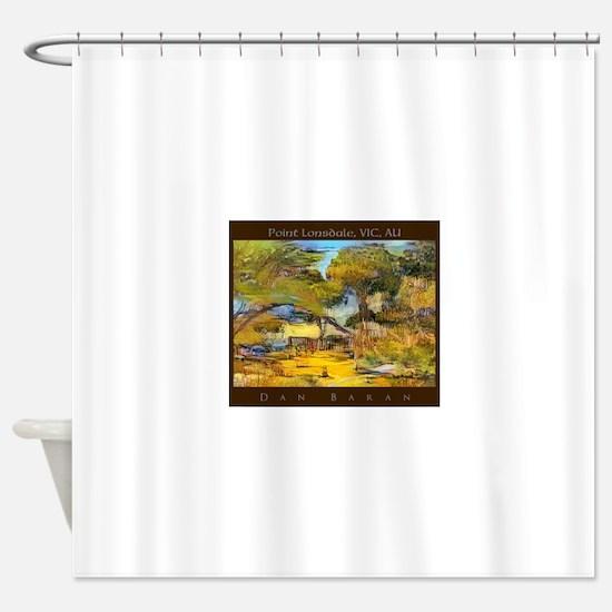 Point Lonsdale, VIC, AU Shower Curtain