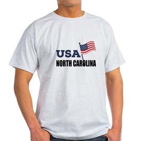 North Carolina State Designs T-Shirt