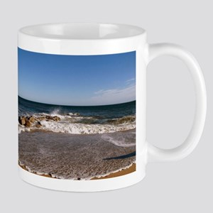 PLUM ISLAND Mugs