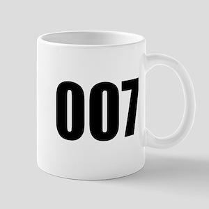 007 11 oz Ceramic Mug