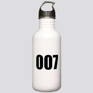 007 Stainless Water Bottle 1.0L