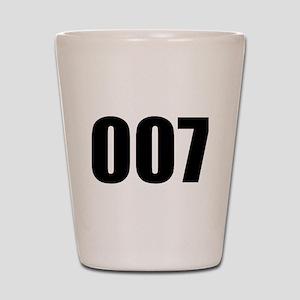007 Shot Glass