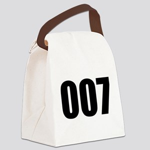 007 Canvas Lunch Bag