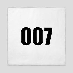 007 Queen Duvet
