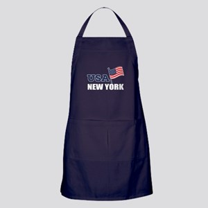 New York State Designs Apron (dark)