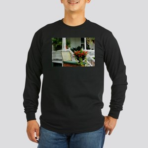 Porch Relaxing Long Sleeve T-Shirt