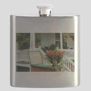 Porch Relaxing Flask