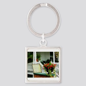Porch Relaxing Keychains