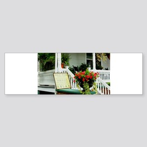 Porch Relaxing Bumper Sticker