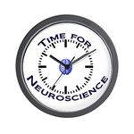 Neuroscience Time Wall Clock