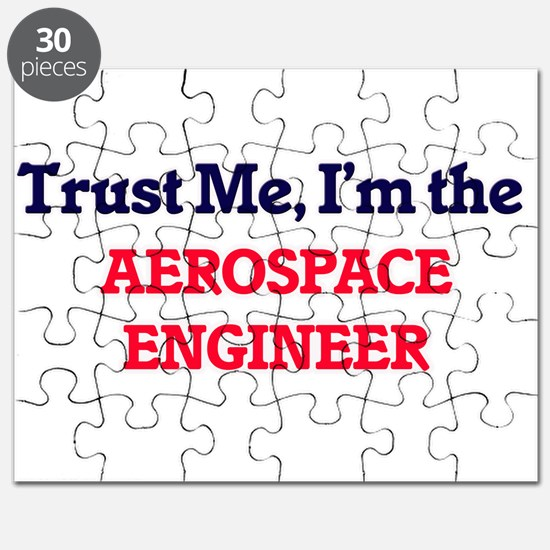 Trust me, I'm the Aerospace Engineer Puzzle