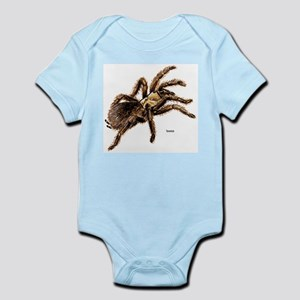 Tarantula Spider Infant Creeper