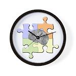 Brain Maze/Puzzle Wall Clock