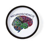 Neuroscience Wall Clock